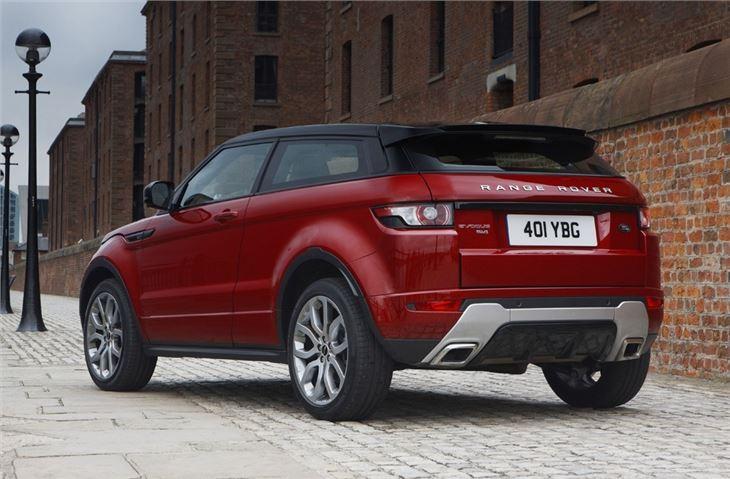 range rover evoque ed4 2011 road test road tests. Black Bedroom Furniture Sets. Home Design Ideas