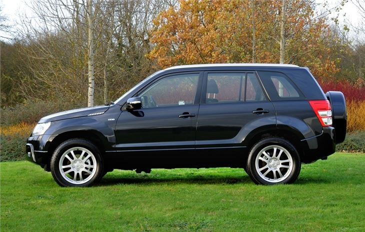 Suzuki Grand Vitara LWB 2005 - Car Review | Honest John