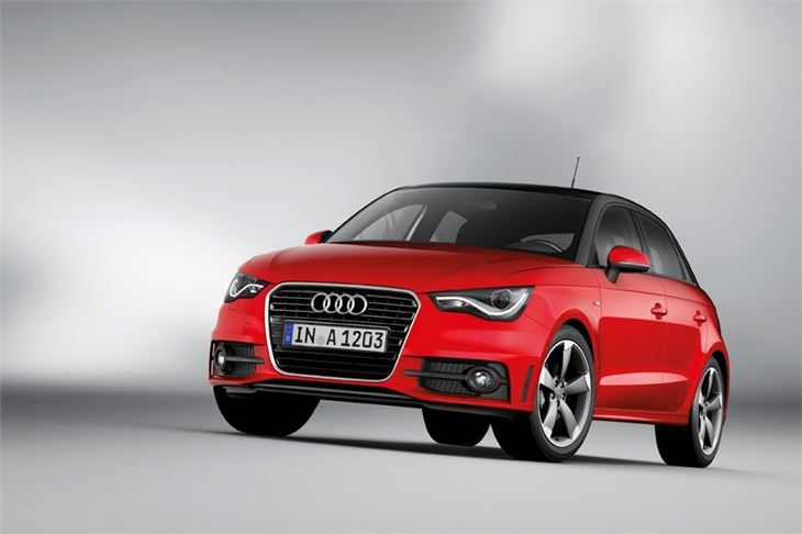 audi a1 sportback 1 4 tsi cylinder on demand 2012 road test road tests honest john. Black Bedroom Furniture Sets. Home Design Ideas