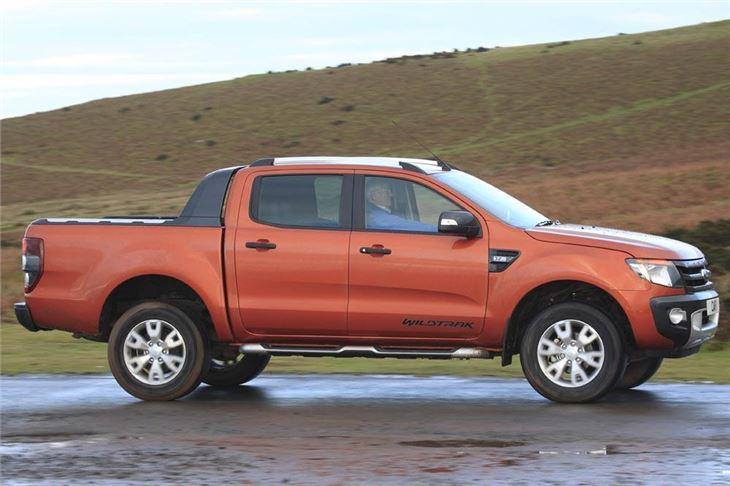 ford ranger 2012 road test road tests honest john. Black Bedroom Furniture Sets. Home Design Ideas