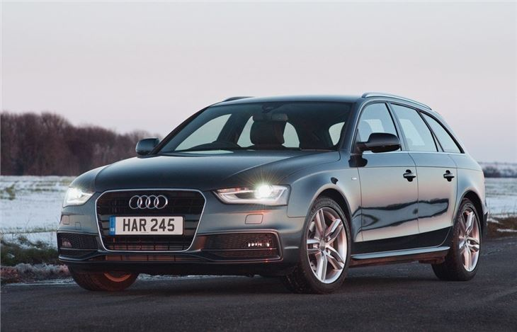 Audi A4 Avant 2008 Car Review Honest John
