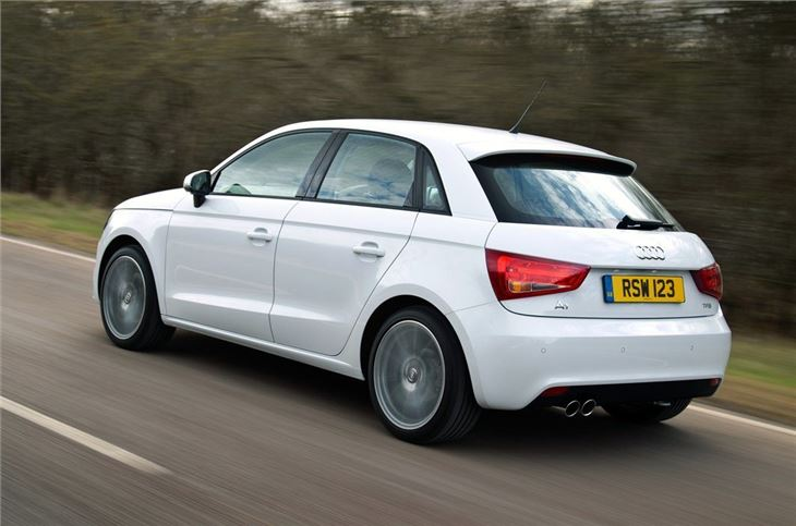 audi a1 sportback 2012 car review honest john. Black Bedroom Furniture Sets. Home Design Ideas