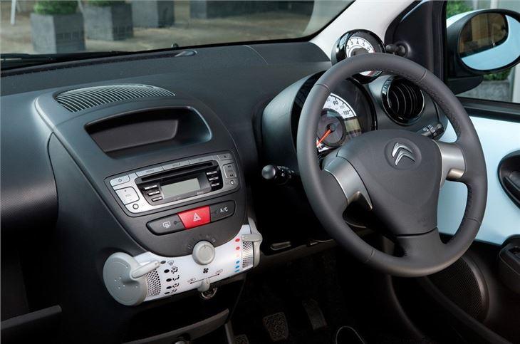 Cost Of Car Insurance >> Citroen C1 2005 - Car Review | Honest John