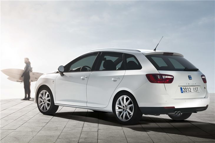seat ibiza st facelift 2012 road test road tests honest john. Black Bedroom Furniture Sets. Home Design Ideas