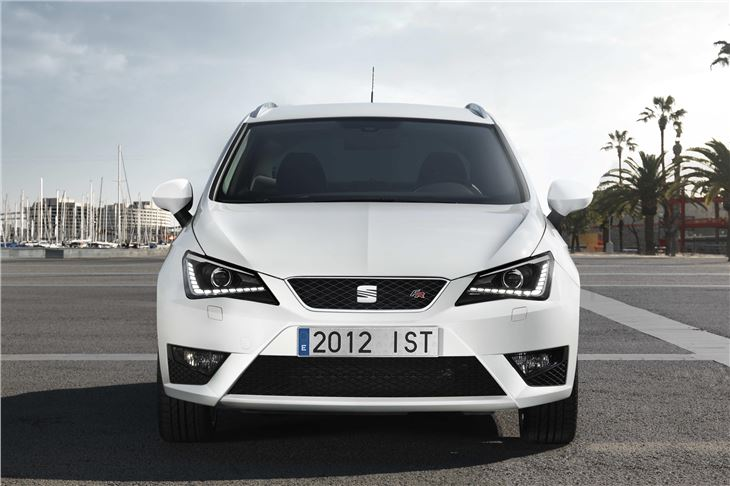 seat ibiza st facelift  road test road tests honest john