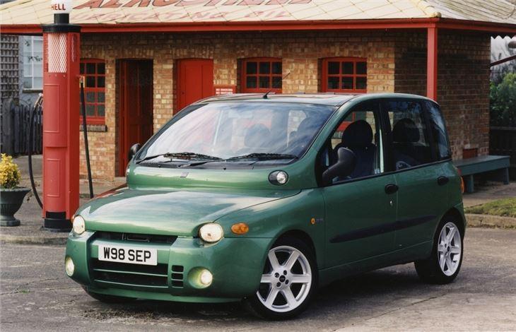 Fiat Multipla 2000 Car Review Honest John