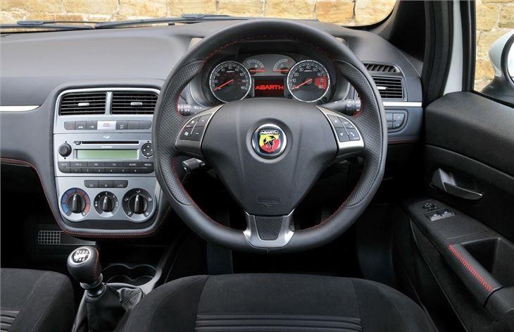 Abarth 595 Versions >> Abarth Grande Punto 2008 - Car Review | Honest John