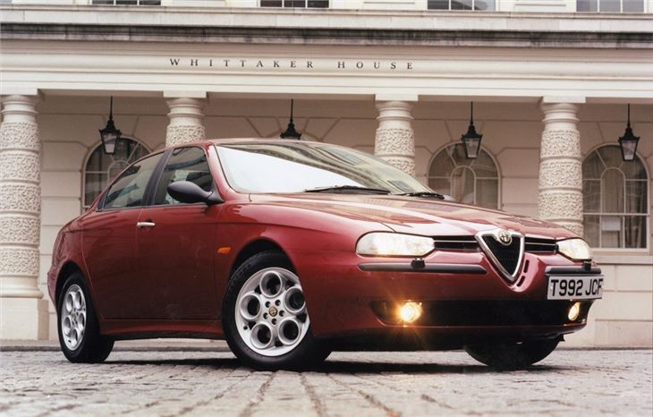 Alfa Romeo 156 1998 Car Review Honest John