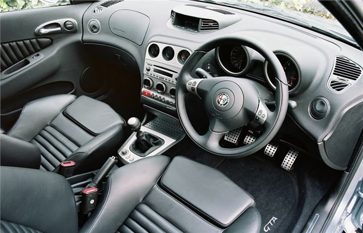 Alfa Romeo 156 1998 Car Review Honest John