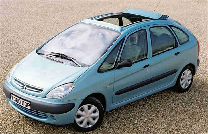 citroen xsara picasso automatic 2003 road test road. Black Bedroom Furniture Sets. Home Design Ideas