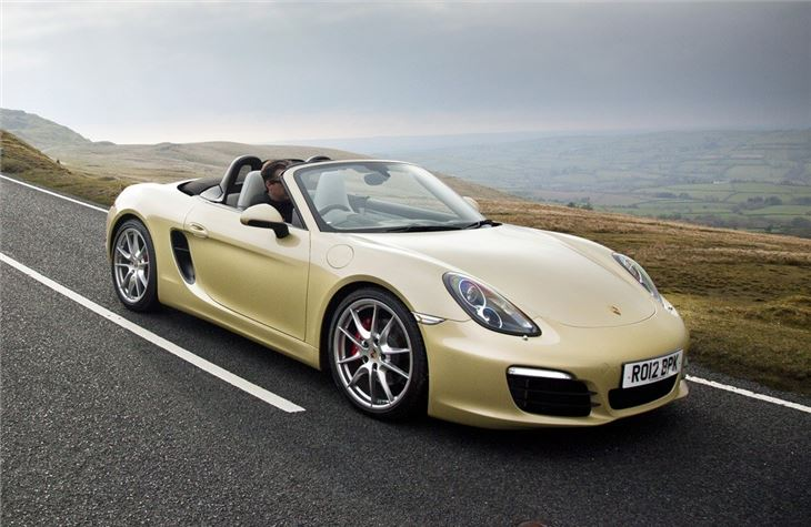 porsche boxster 2012 car review honest john. Black Bedroom Furniture Sets. Home Design Ideas