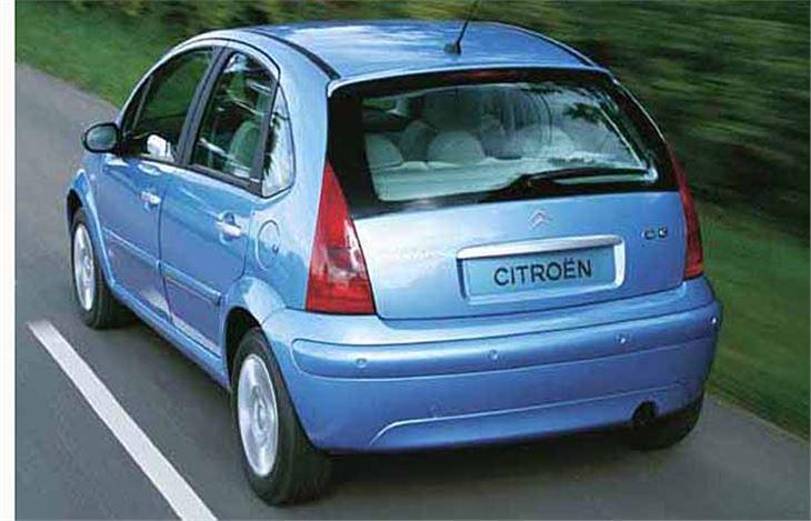 citroen c3 2002 range road test road tests honest john. Black Bedroom Furniture Sets. Home Design Ideas