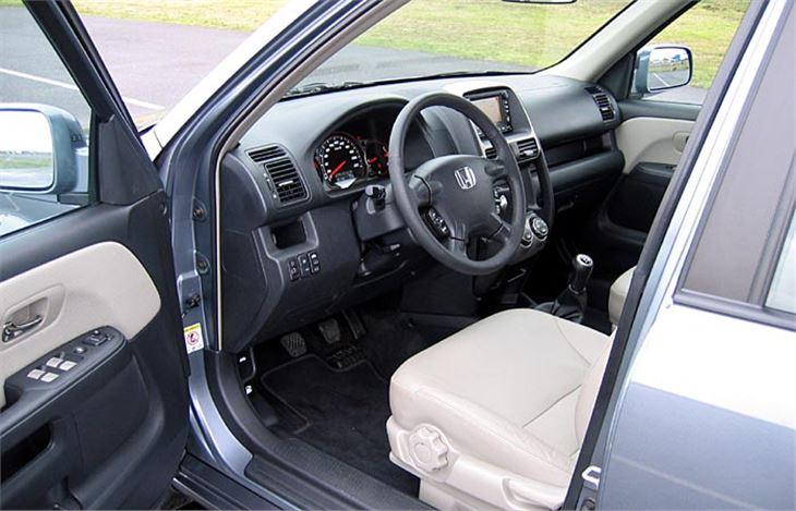 honda cr v ctdi 2005 road test road tests honest john. Black Bedroom Furniture Sets. Home Design Ideas
