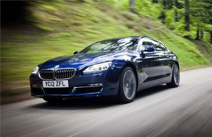 Bmw 6 Series Gran Coupe 2012 Car Review Honest John