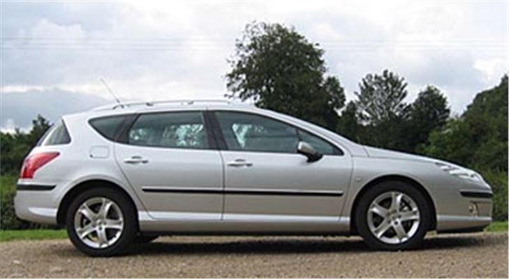 Peugeot 307 and 407 SW 2004 Road Test | Road Tests | Honest John