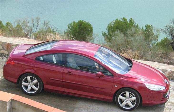 Peugeot 407 Coupe 2005 Road Test Road Tests Honest John