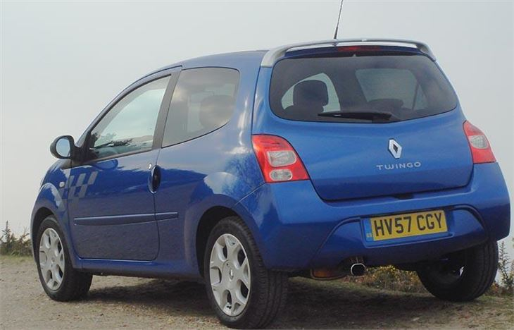 renault twingo gt 2008 road test road tests honest john. Black Bedroom Furniture Sets. Home Design Ideas