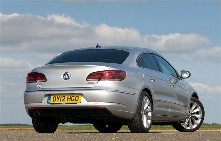 VW Cc For Sale >> Volkswagen CC 2012 - Car Review | Honest John