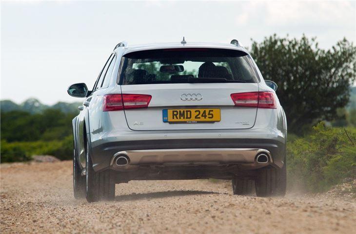 Audi A6 Allroad 2012 Car Review Honest John