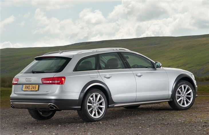Audi A6 Allroad 2012 Car Review Honest John