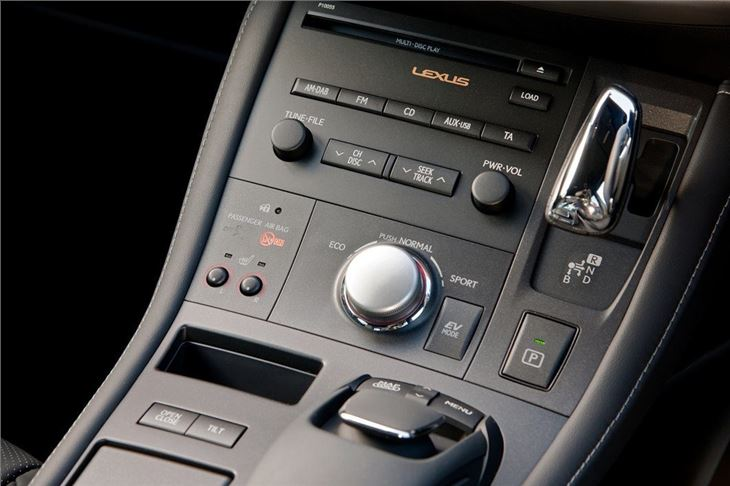Lexus CT200h 2011 - Car Review | Honest John
