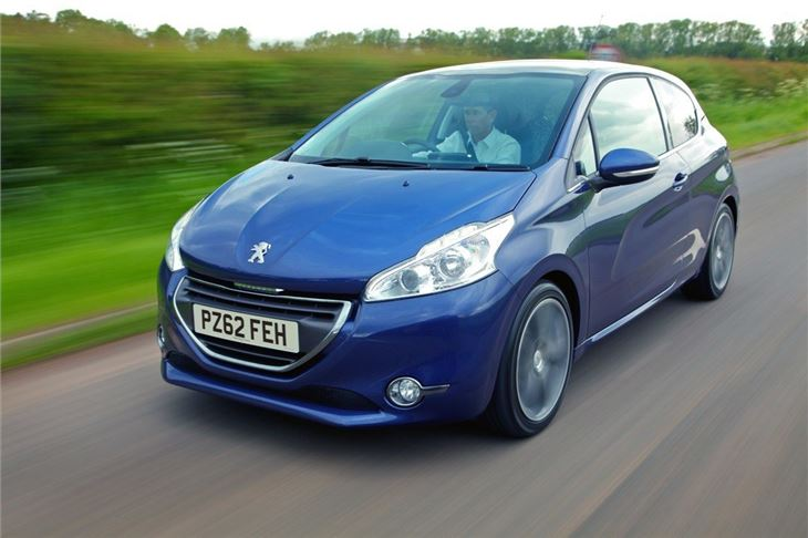 peugeot 208 2012 car review honest john. Black Bedroom Furniture Sets. Home Design Ideas