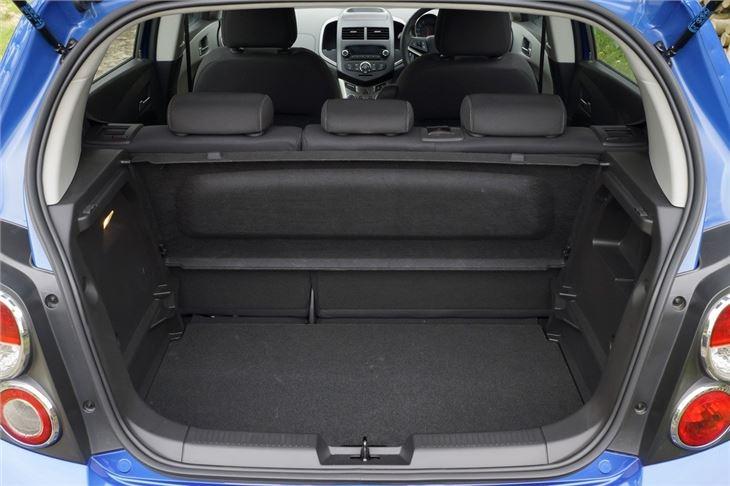 Chevrolet Aveo 2011 Car Review Honest John