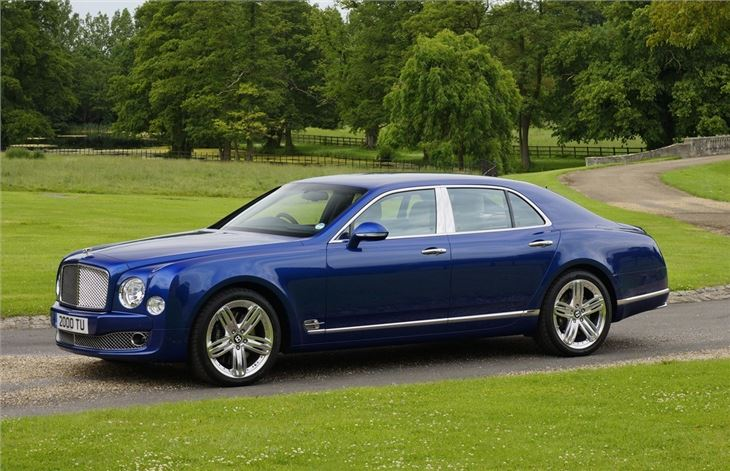 Cost Of Car Insurance >> Bentley Mulsanne 2010 - Car Review | Honest John