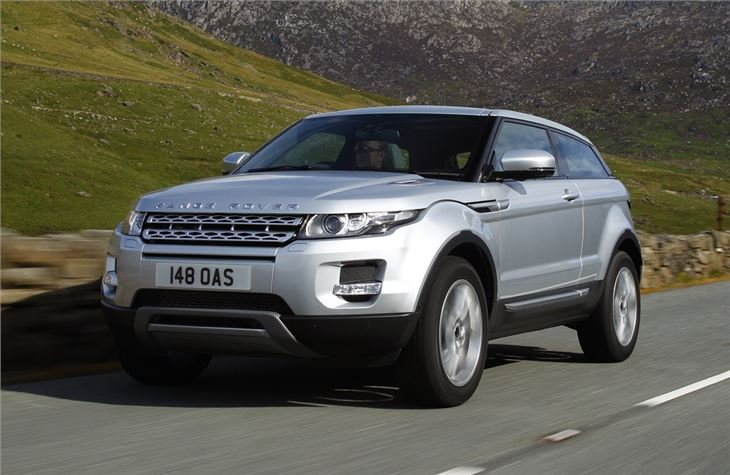 Range Rover Interior >> Land Rover Range Rover Evoque 2011 - Car Review | Honest John