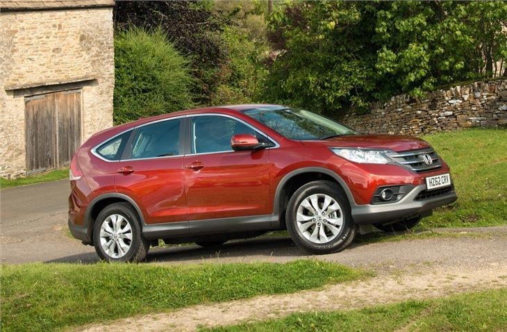 Honda Cr V 2012 Car Review Honest John