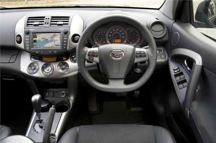 Toyota Rav4 2006 Car Review Honest John
