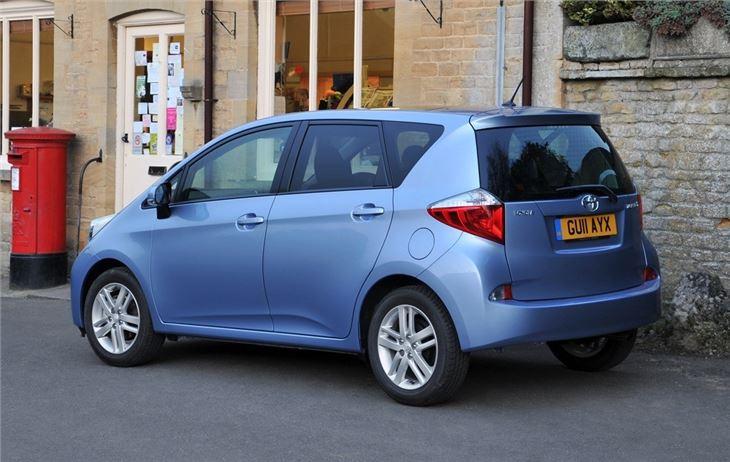 Toyota Verso S 2011 Car Review Honest John