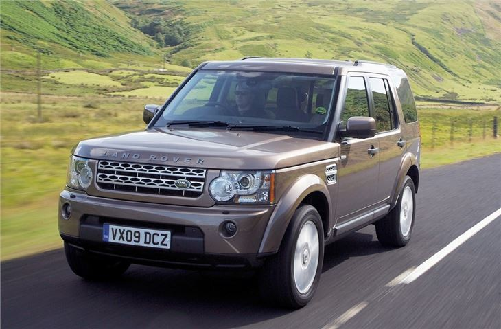 Land Rover Discovery 4 2009 - Car Review | Honest John