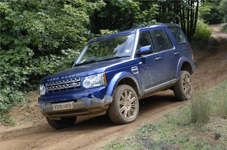 2009 Land Rover Discovery 4 Armoured Car Pictures