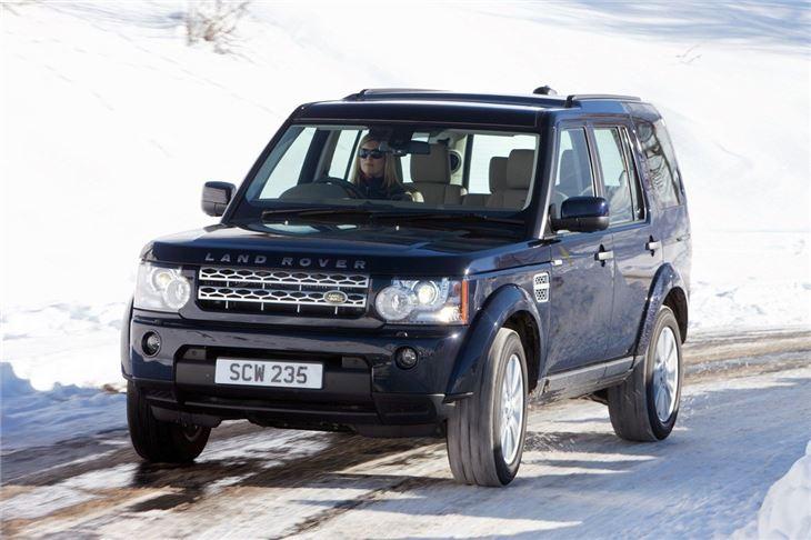 Land Rover Discovery 4 2009 Car Review Honest John