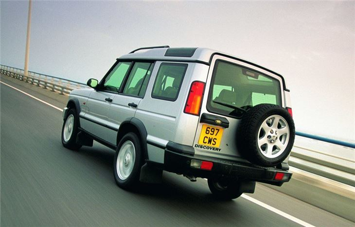 Land Rover Discovery 2 2002