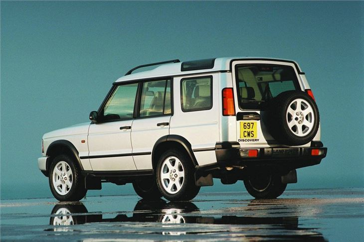 discovery rover land 2002 2003 2004 brief specifications