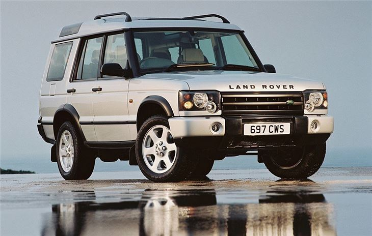 Land Rover Discovery 2 2002 - Car Review
