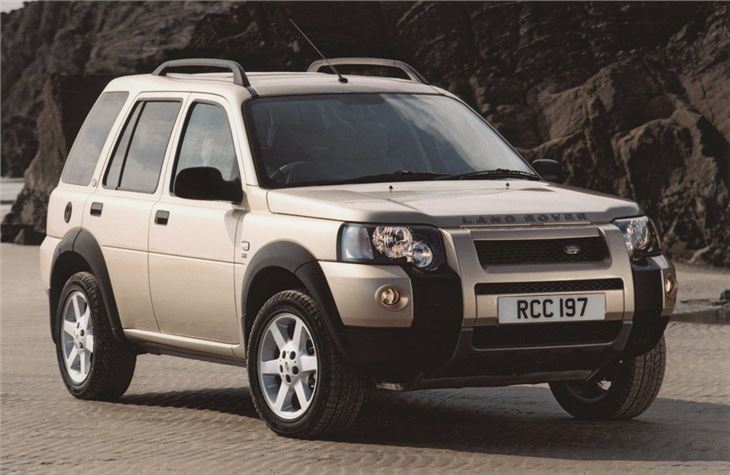 land rover freelander 1997 car review honest john. Black Bedroom Furniture Sets. Home Design Ideas