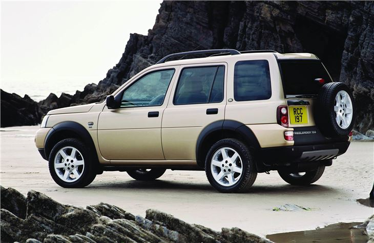 Land Rover Freelander 1997 Car Review Honest John