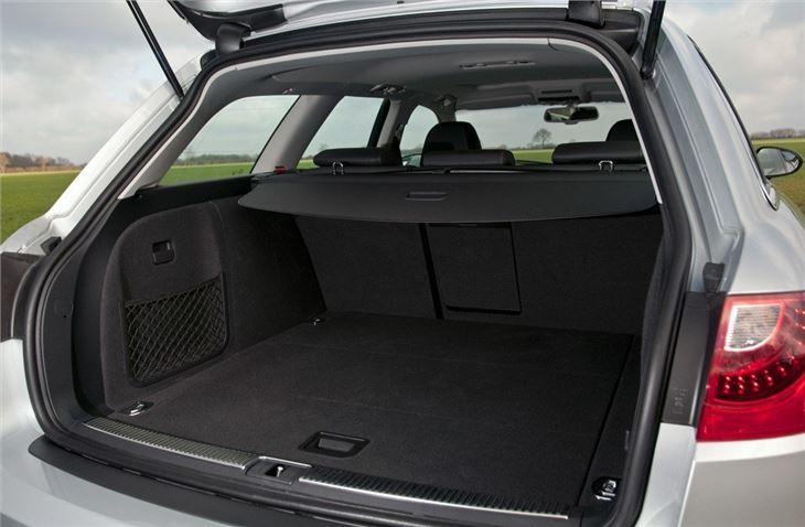 Seat Exeo St 2009 Car Review Honest John