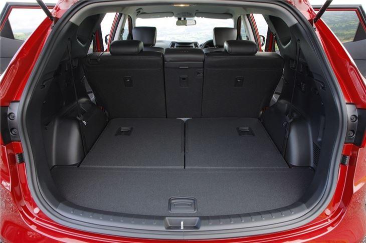 hyundai santa fe 5 seats towing capacity autos weblog. Black Bedroom Furniture Sets. Home Design Ideas