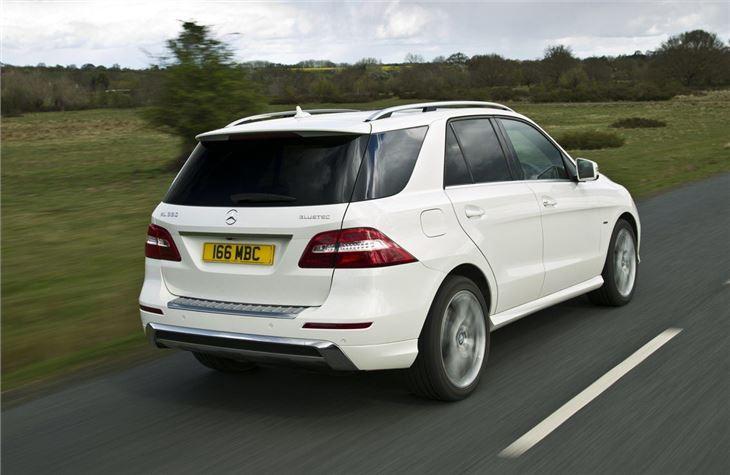 Mercedes-Benz ML-Class W166 2012 - Car Review | Honest John