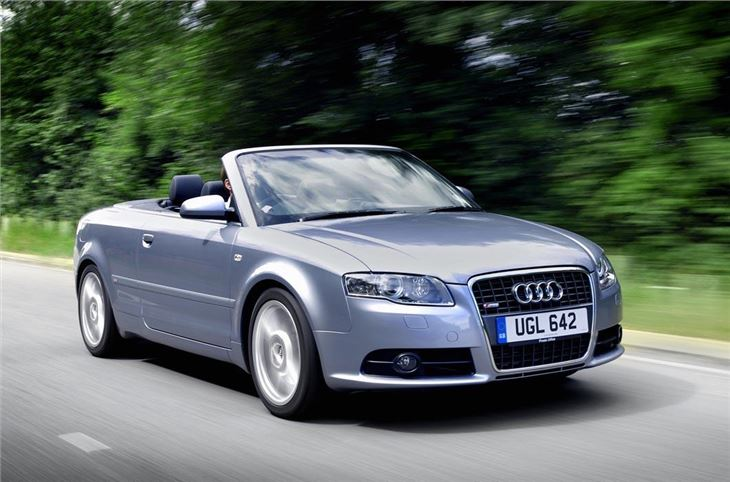 Audi A4 Cabriolet 2006 Car Review Honest John