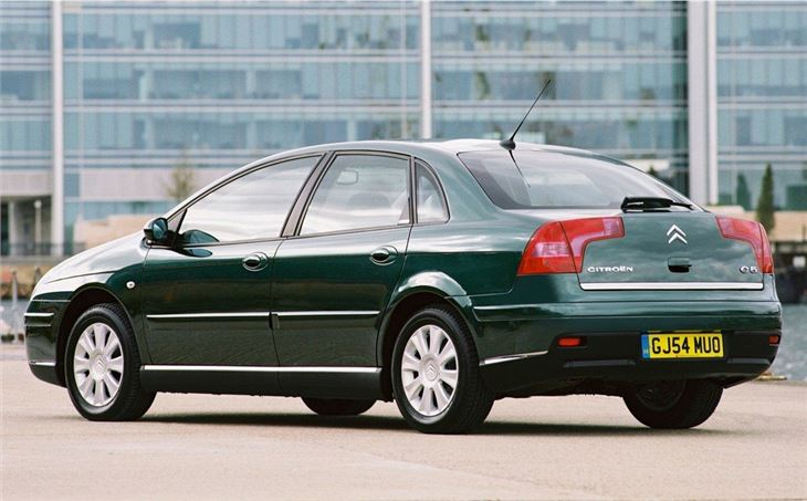 Citroen C5 2001 Car Review Honest John