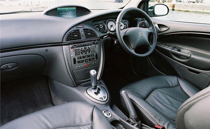 citroen c5 2001 car review honest john. Black Bedroom Furniture Sets. Home Design Ideas