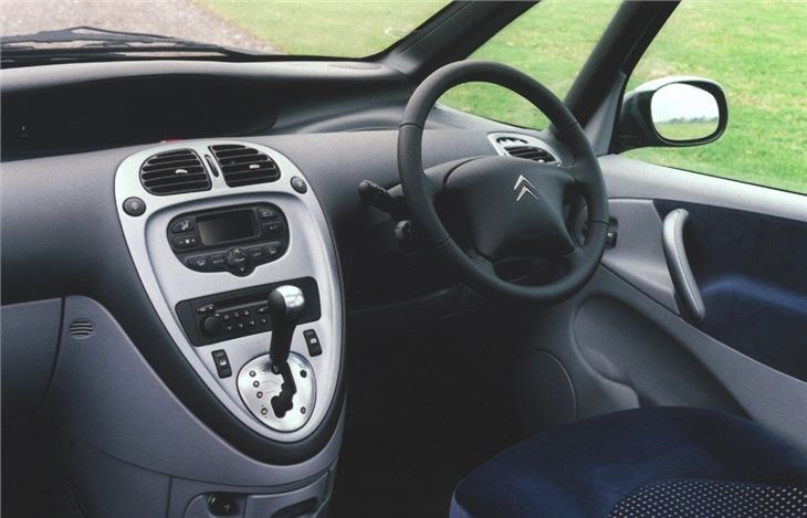 Citroen Xsara Picasso 2000 Car Review Honest John