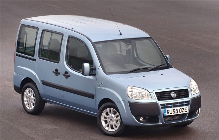 Fiat Doblo 2001 Car Review Honest John