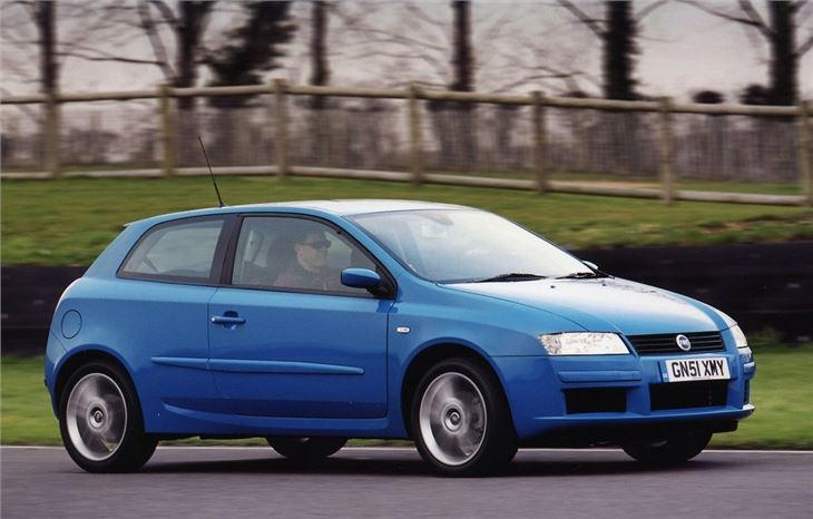 FIAT Stilo 2002 - Car Review | Honest John