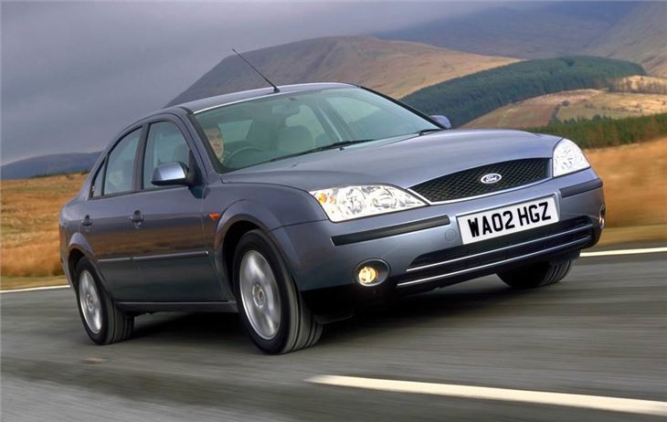 Ford Mondeo Iii 2000 Car Review Honest John